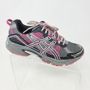 ASICS Womens GEL-Venture 4 T397N Trail Running 8